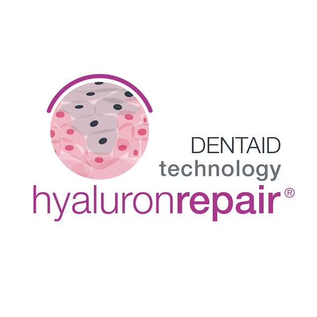 >DENTAID technology hyaluronrepair