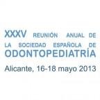 XXXV Reunión Anual de la Sociedad Española de Odontopediatría (SEOP)