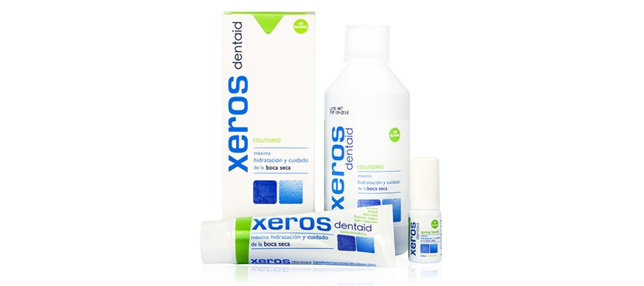 <strong>Xeros Dentaid</strong><br>Boca seca