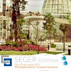 XVII Congreso Nacional SEGER -  V Congreso Internacional