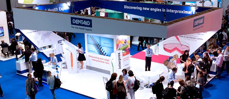 DENTAID PRESENTEEN LOS PRINCIPALESCONGRESOS DEL SECTOR