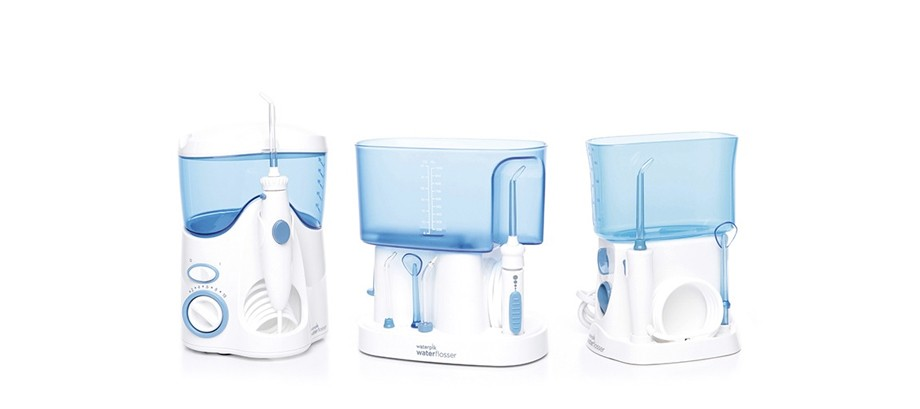 <STRONG>WATERPIK<BR></STRONG>Limpieza en profundidad en la higiene bucal diaria