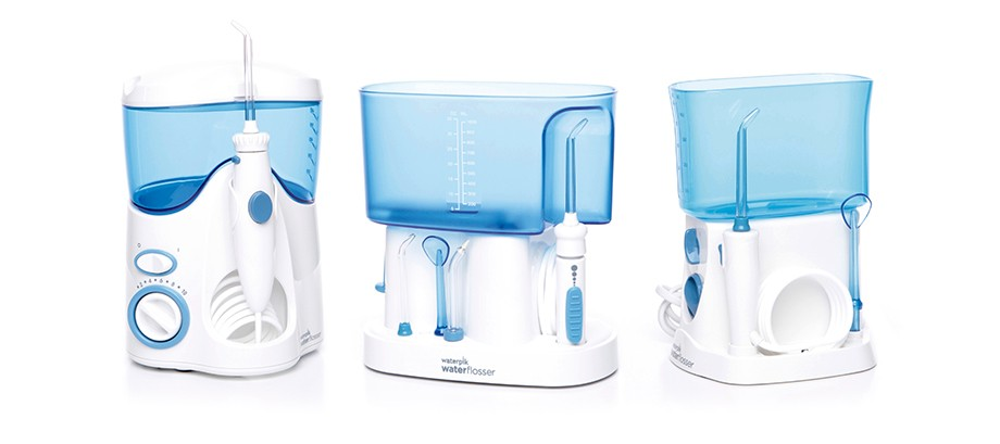 <STRONG>WATERPIK®</STRONG><br>Irrigación bucal